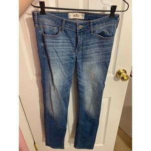 Hollister straight jeans